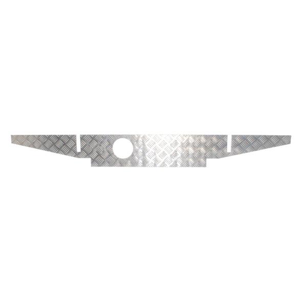 Series Chequer Plate Rear Crossmember - DA2050