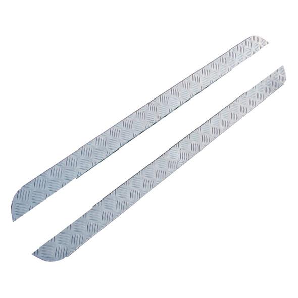 Series SWB Chequer Plate Sill Pair - DA2052