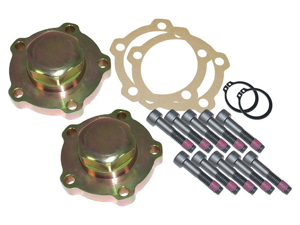 Land Rover Discovery Heavy-Duty Drive Flanges - DA1148
