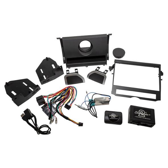 Discovery 4 Double Din Radio Install Kit - DA2666