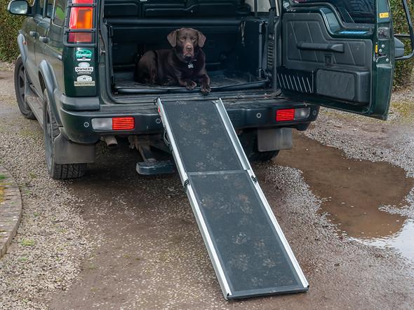 JGS4x4 | Vehicle Access Dog Ramp Foldable - DA1631