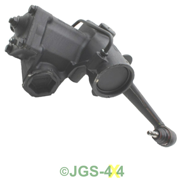 Defender & Discovery 1 & Range Rover Classic Right Hand Drive Power Steering Box Assembly - QAF500110