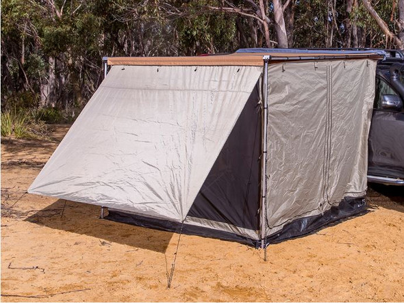 ARB Expedition Deluxe Awning Room With Floor 2.5m x 2.5m