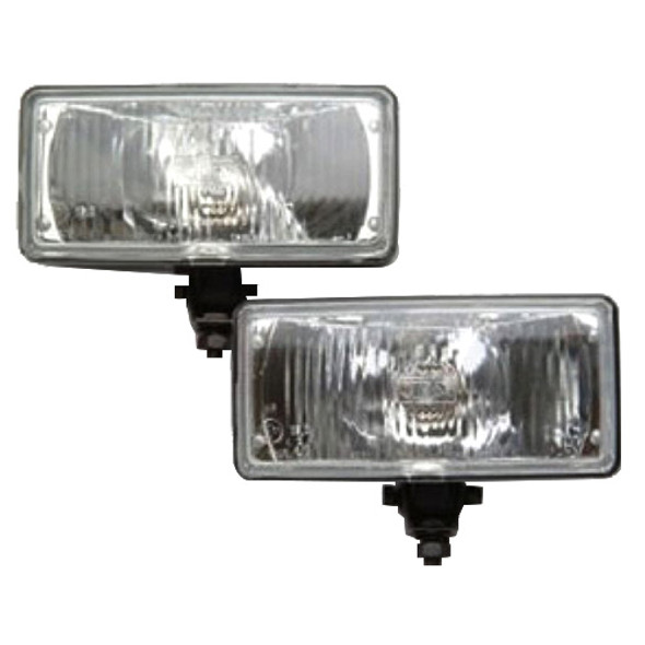 Rectangular Driving Lamp Pair Wipac - GDL002