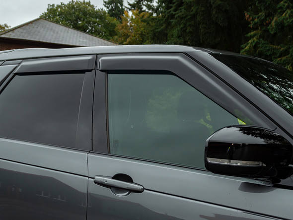 JGS4x4 | Land Rover Discovery 5 L462 Window Wind Deflector Set - DA1514