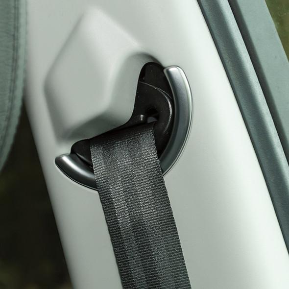 Discovery Sport Front Seatbelt Cover Trim Pair - DA1552