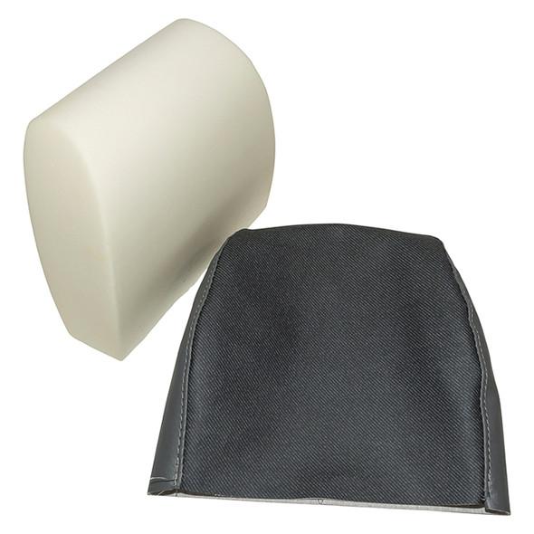 Defender Headrest Re-Trim Kit Vinyl Twill - DA5687