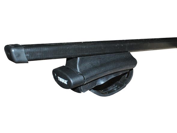 JGS4x4 | Land Rover Freelander 1 Thule Roof Bars For Roof Rails - DA4329