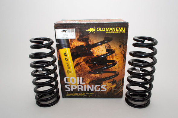 JGS4x4 | Land Rover Discovery 3 L319 OME Rear Coil Springs Plus 50mm - 2746