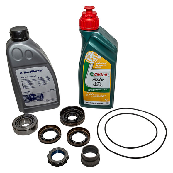 Freelander 2 Rear Differential Pinion Bearing Overhaul Kit with Oil - DA7214