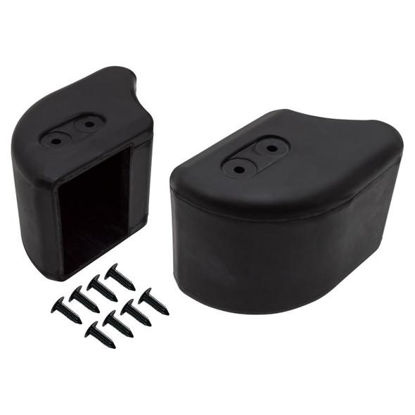 Defender Bumper Rubber End Cap Kit - DA8601
