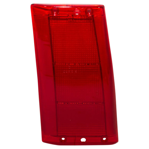 Range Rover Classic Right Hand Side Rear Light Lens Red - RTC5294