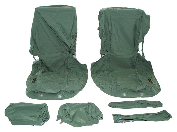 Land Rover Range Rover L322 Front Premium Waterproof Seat Covers Aspen - HBD000320LUPLR