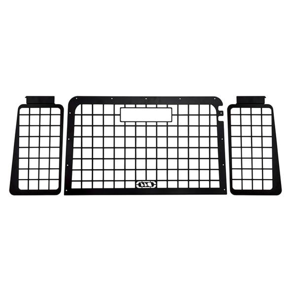 Defender 90 Internal Rear Window Guard Set - DA1586