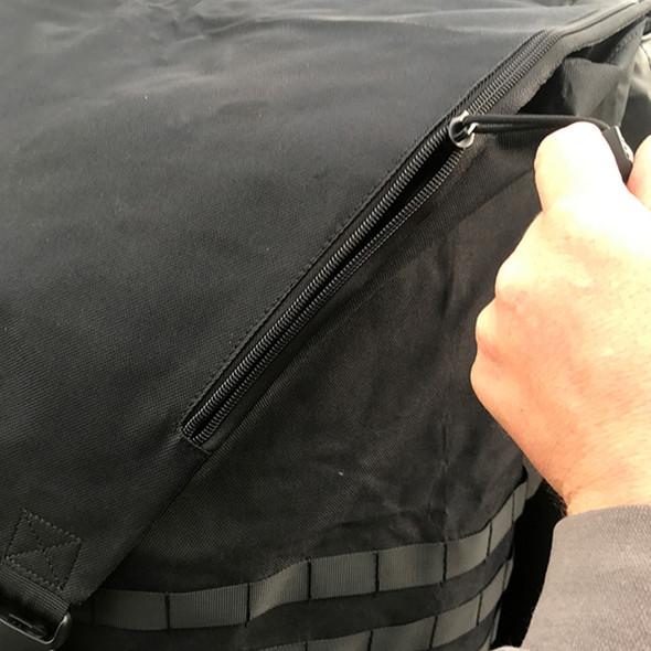 Off Road Spare Tyre Trash Bag Black Trasharoo - DA1591