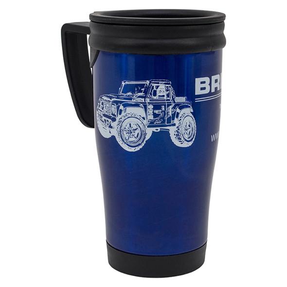 Stainless Steel Travel Mug - DA8015