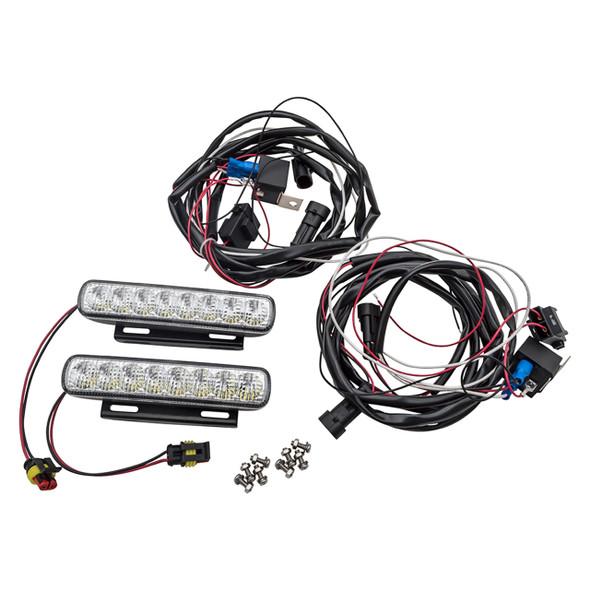 Defender LED Daytime Running Light Pair - DA9500LED