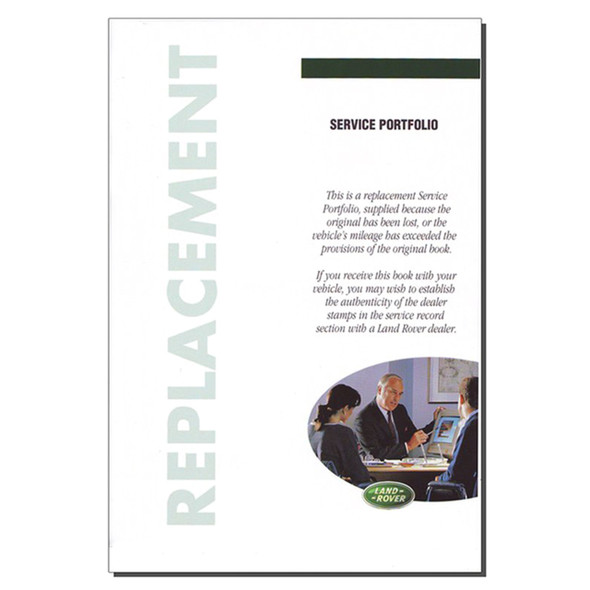 Replacement Service Portfolio - LRL0178ENGLR