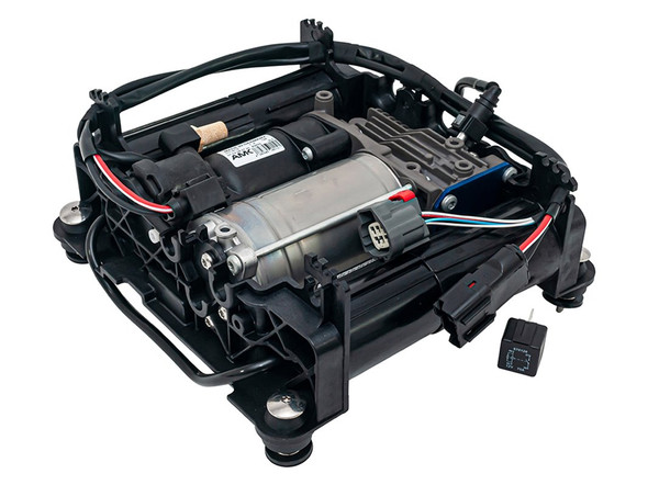 Range Rover L322 AMK replacement air suspension compressor - LR041777G