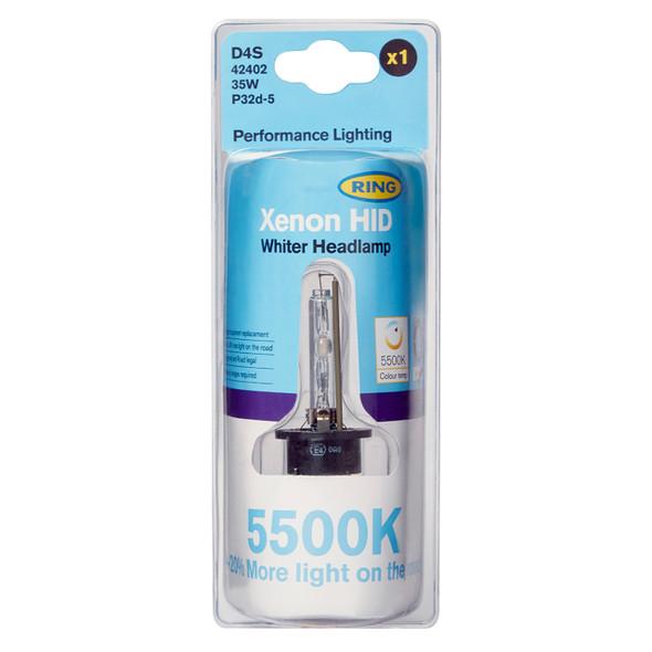 D3S Xenon HID 5500K Upgrade Bulb Ring - DA5094