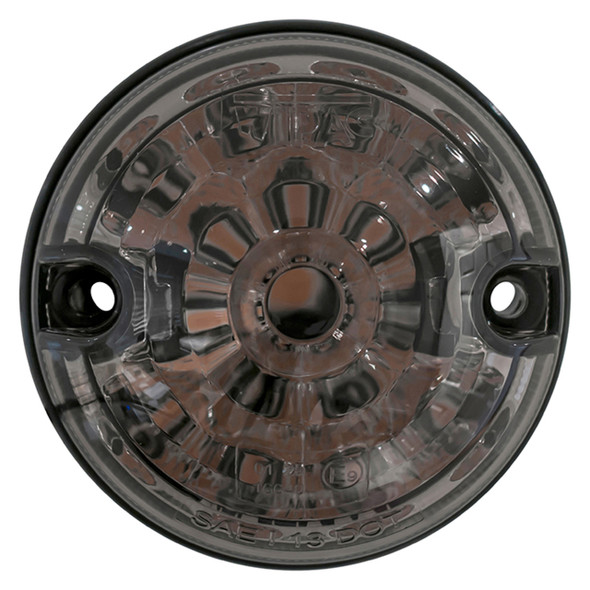 Front Smoked LED Indicator Light Wipac - LR048188LEDSM