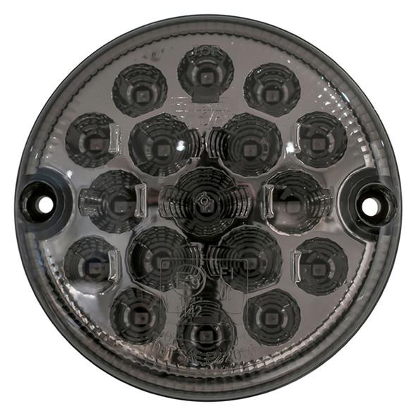 95mm Rear Smoked LED Fog Light Wipac - LR048201LEDSM