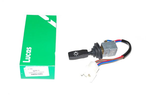 JGS4x4 | Land Rover Defender Master Light Switch TD5 & TD4 PUMA - LUCAS AMR6104G