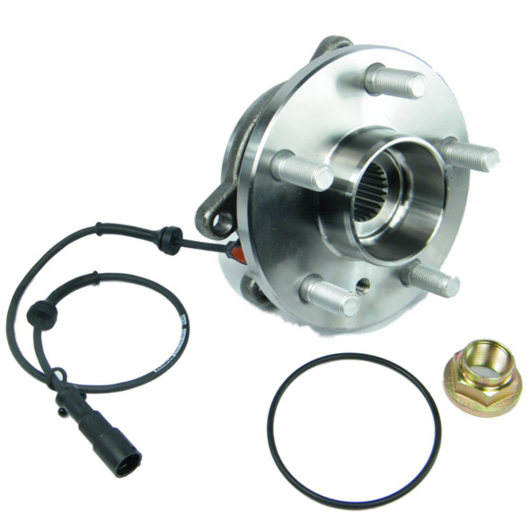 JGS4x4   Land Rover Discovery 2 Rear OEM Wheel Bearing Hub Assembly With ABS Sensor - TAY100050