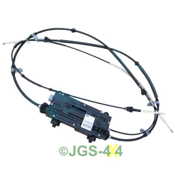 JGS4x4 | Discovery 4 EPB Electronic Parking Brake Module - LR072318