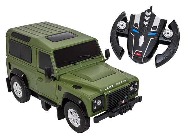 Transformable Defender Remote Control Toy Model