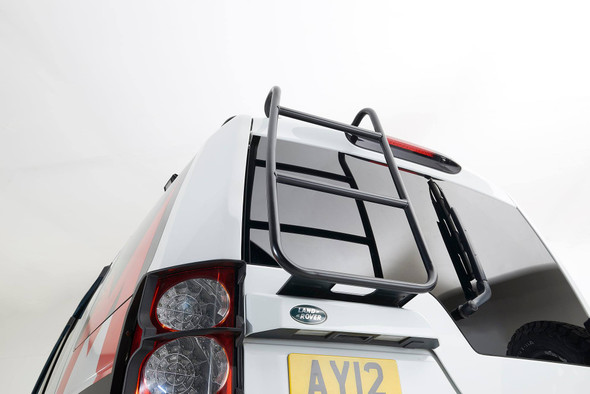 Discovery 3 & 4 Expedition Roof Rack Ladder Terrafirma