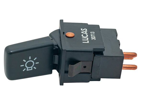 Land Rover Range Rover Classic Lucas Classic Master Light Switch - PRC5425LUCAS