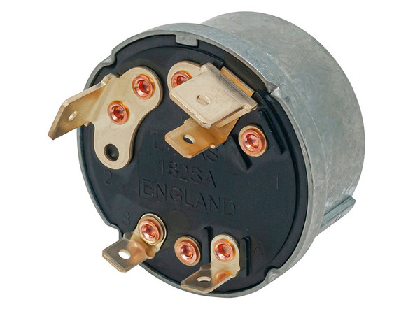 Land Rover Series 3 Lucas Classic Diesel Ignition Switch - 579084LUCAS