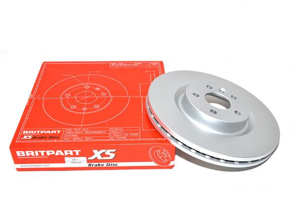 Land Rover Range Rover Evoque Front Vented Brake Discs OEM Specification - LR059122G