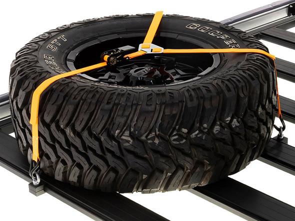 ARB Base roof rack spare wheel y-strap - 1780380