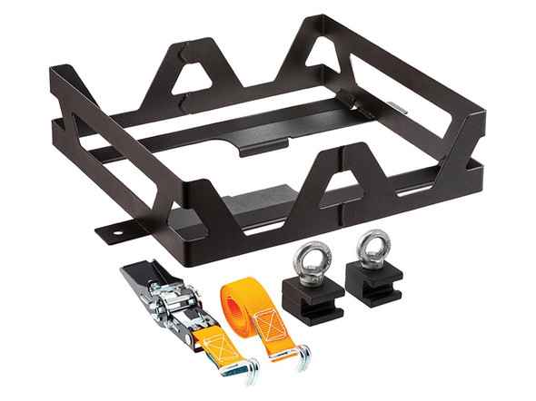 JGS4x4|ARB Base roof rack jerry can holders double - vertical - 1780340