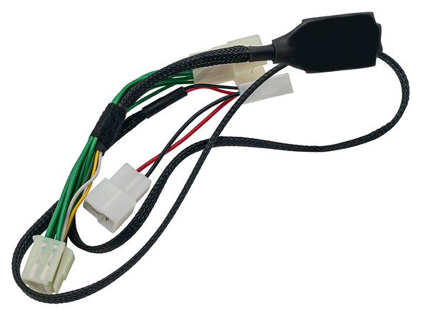 Defender one touch 3-flash indicator upgrade - DA2868