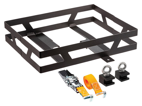 JGS4x4|ARB Base roof rack jerry can holders double - horizontal - 1780350