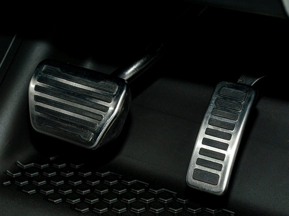 NEW Defender 90 & 110 premium pedal covers - VPLWS0475LR