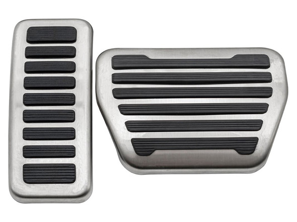 JGS4x4|NEW Defender 90 & 110 premium pedal covers - VPLWS0475LR