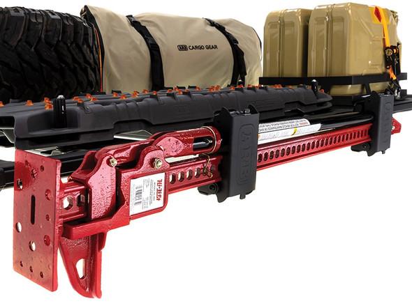 ARB Base Rack Hi-Lift jack premium brackets - 1780280