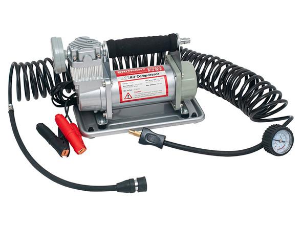 Britpart XS single pump 12v portable air compressor - DA2354XS