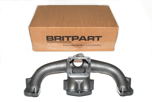 Land Rover Series 2, 2A, 3 2.25 Petrol Exhaust Manifold - 598473