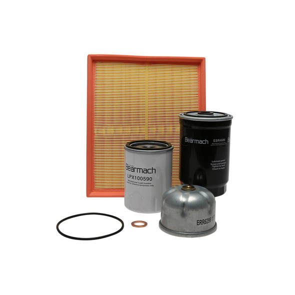 Land Rover Defender Td5 Engine Service Kit Oil & Air Filters Bearmach Filters - BK0014BM