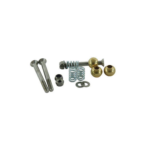 Land Rover Series 2, 2A, 3 Stainless Steel Rear Door Hinge Pin Kit - BR1365S
