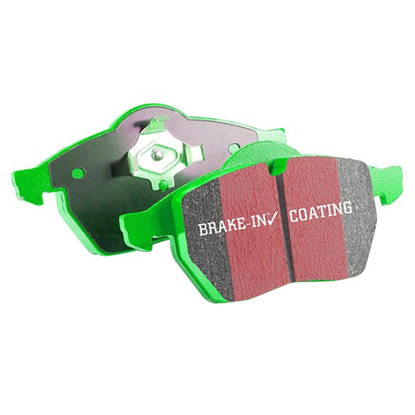 Land Rover Range Rover L405 2013 Onwards Front Brake Pads EBC Green Stuff - DA4838
