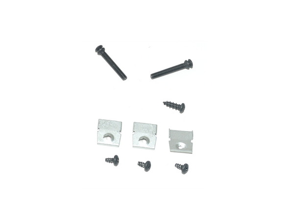 Land Rover Defender Headlamp Fitting Kit - STC1614