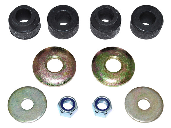 JGS4x4   Land Rover Discovery 1 Front Radius Arm to Chassis OE Bush Kit - DA2353G