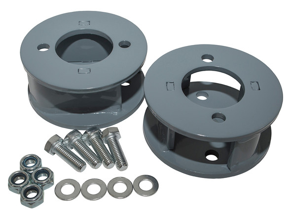 JGS4x4   Land Rover Discovery 1 Front 50mm Coil Spring Spacers - DA6344