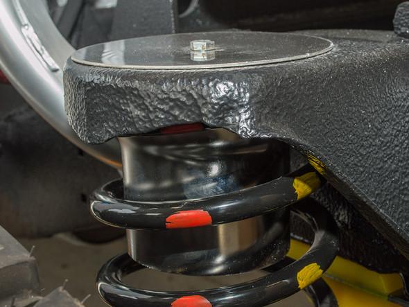 Range Rover Classic Galvanised Coil Spring Seat